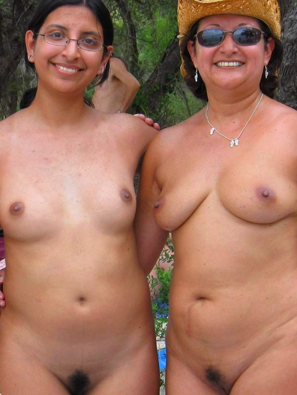 Indian mother nude photo