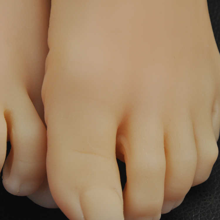 Young girls sexy foot pic